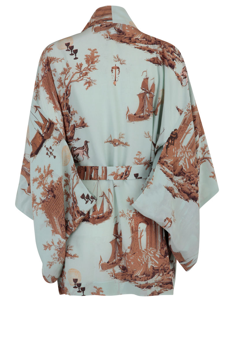 Kimono Cursed Civilisation Print - product images  of