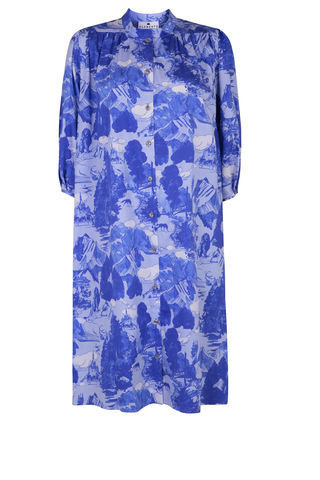 Scout,Dress,Le,Mont,Saint,Michael,print,/,Cotton,Cotton_printed_shirt_dress