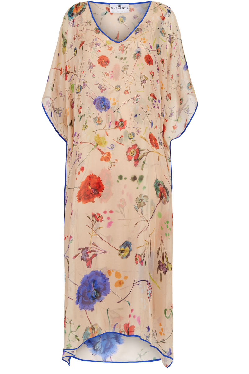 Empress Kaftan floral explosion print *online exclusive* - product images  of