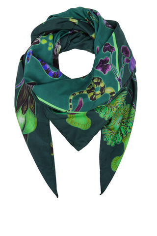 Large,scarf,in,Rainbow,Trout,print,marbling_print_plasticine_textiles_made_in_england_italy_scarf_luxury_harrods_english_eccentric