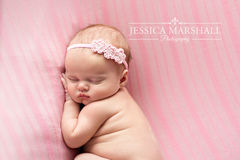 Newborn Crochet Headband - product images 1 of 4