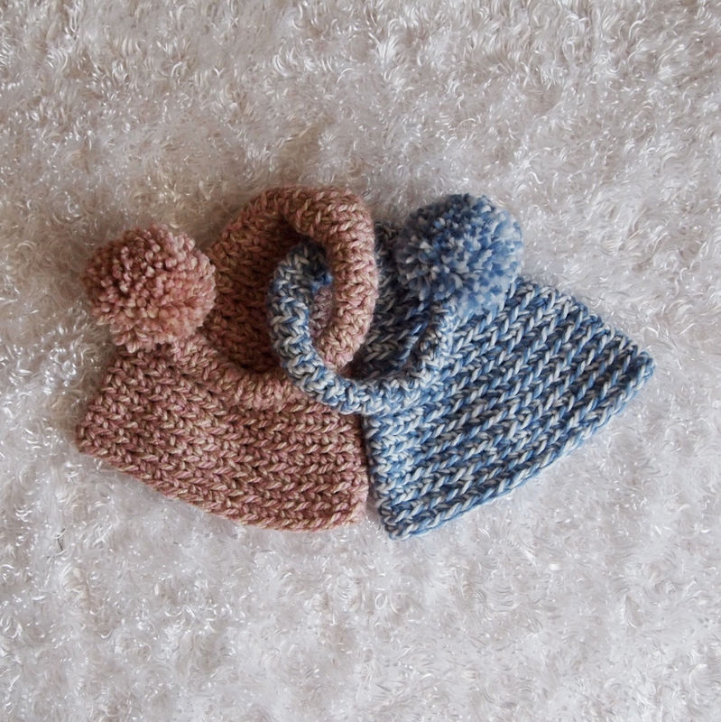 Twin Baby Elf Hats - product image