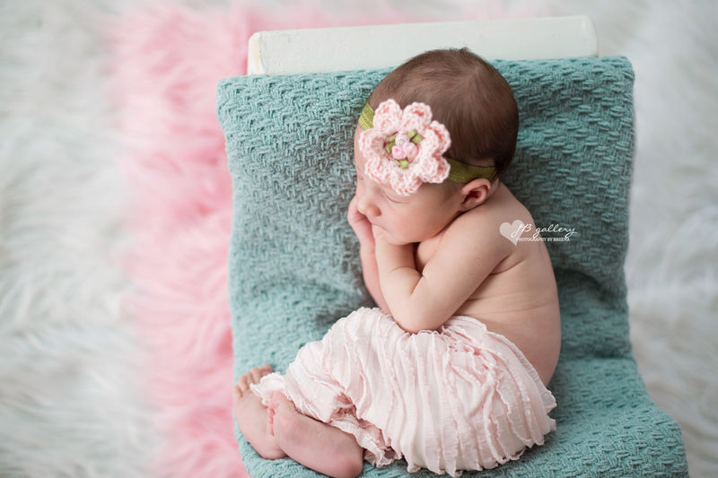 Newborn Girl Photo Outfit - product image