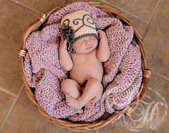 Baby,Crochet,Hat,,Newborn,Photo,Prop,crochet baby hat, newborn photo prop, baby girl hat, newborn crochet