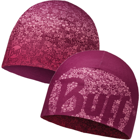 Buff,Reversible,Hat,Buff reversible hat, Yenta Pink, Mountain Bits