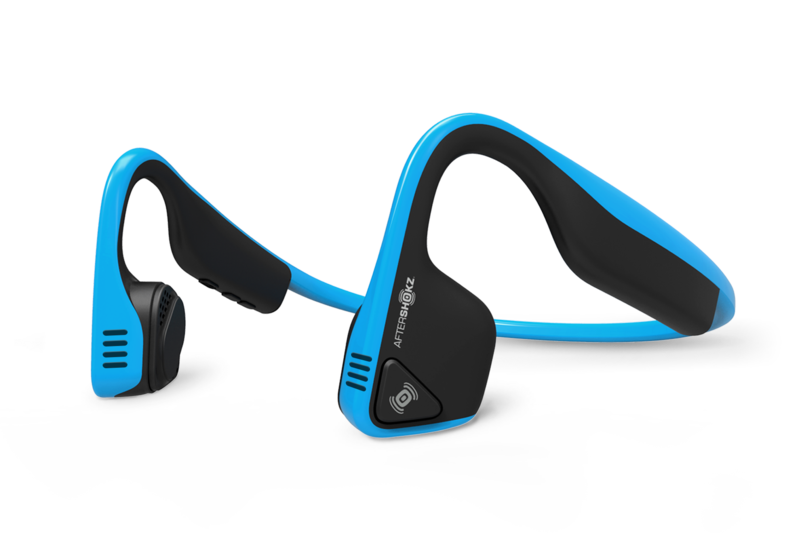 Aftershokz Trekz Titanium Wireless Bone Conductor Headphones - product images  of