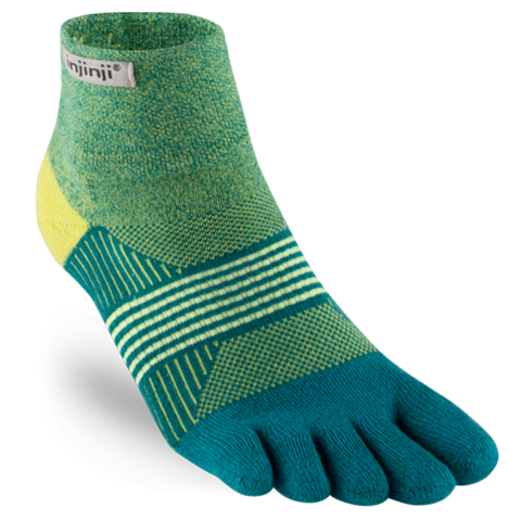 Injinji,Women's,Performance,Trail,Mini,Crew,Injinji Women's Trail Mini Crew, Mulberry