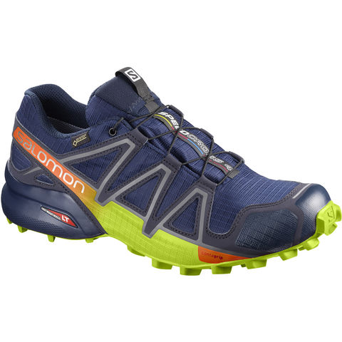 Salomon,Speedcross,4,GTX,Men's,Waterproof,Trail,Shoe,Salomon Speedcross 4 GTX Men's Waterproof Trail Shoe