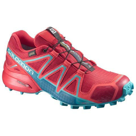 Salomon,Speedcross,4,GTX,Women's,Waterproof,Trail,Shoe,Salomon Speedcross 4 GTX Women's Waterproof Trail Shoe