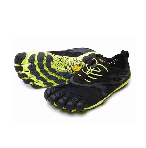 Vibram,Fivefingers,Men's,V-Run,Vibram Fivefingers Men's V-Run, Barefoot Running Shoes