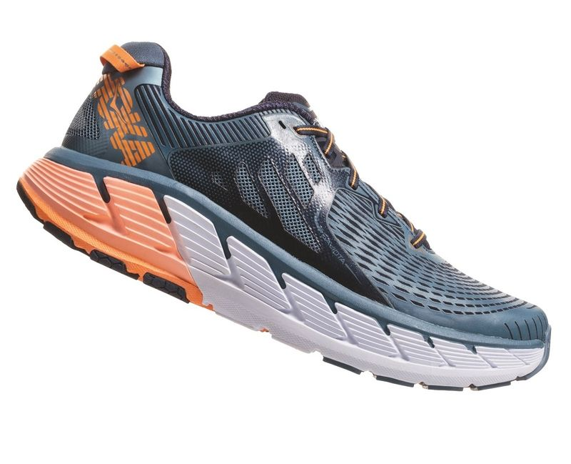 Hoka One One Gaviota Men's Stability Road Shoe - product images  of