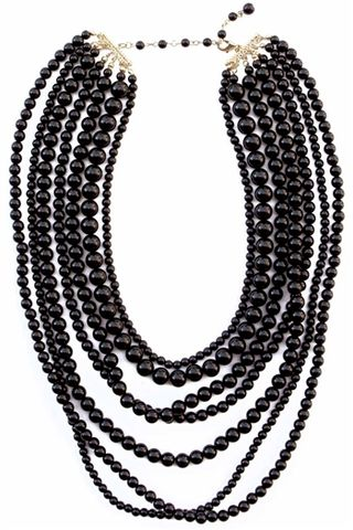 BLACK,TO,BASIC,LAYER,NECKLACE