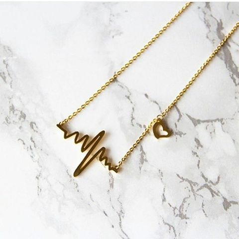 HEATBEAT NECKLACE - product images  of
