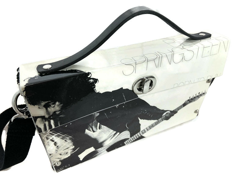 Bruce Springsteen Born to Run Bag from actual album - product images  of