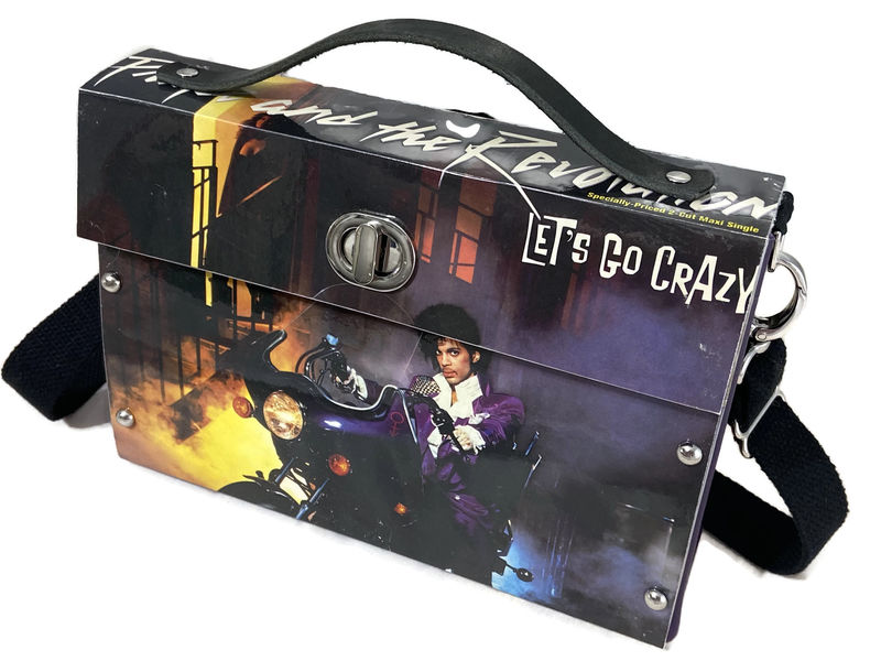Prince Let's Go Crazy Bag - product images  of
