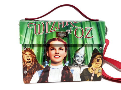 Wizard,of,Oz,Soundtrack,Bag,from,actual,album,cover,Wizard of Oz collectible