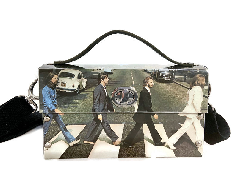 The Beatles Abbey Road Record Album Cover bag - product images  of
