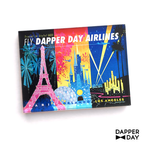 DAPPER,DAY,Airlines,Magnet