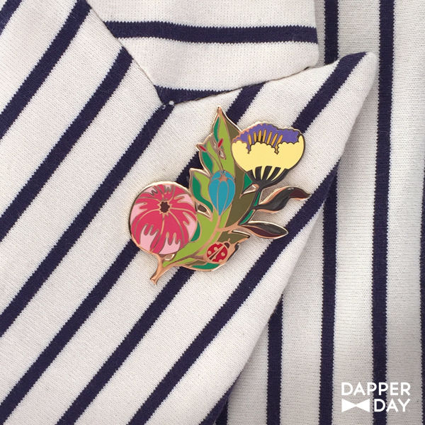 Garden Party Pin - product images  of