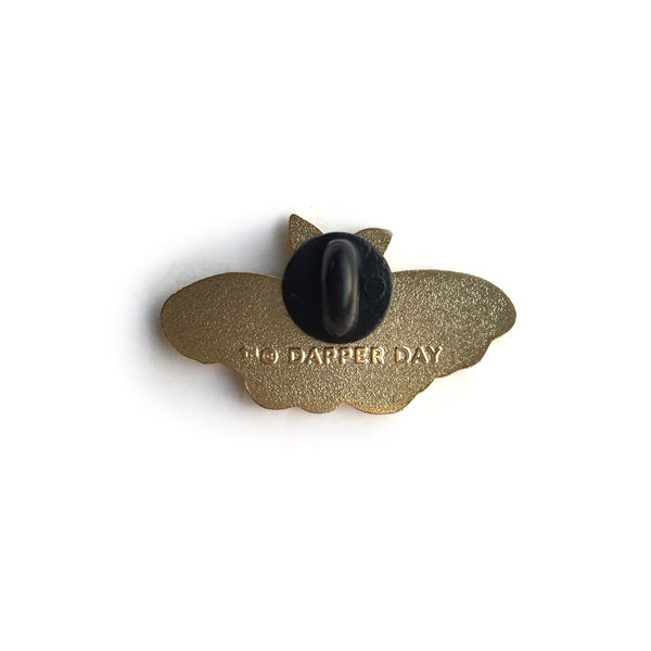 Pastel Moth Pin - product images  of