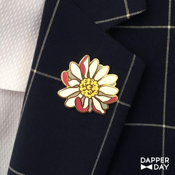 Fallen Flower Pin - product images  of