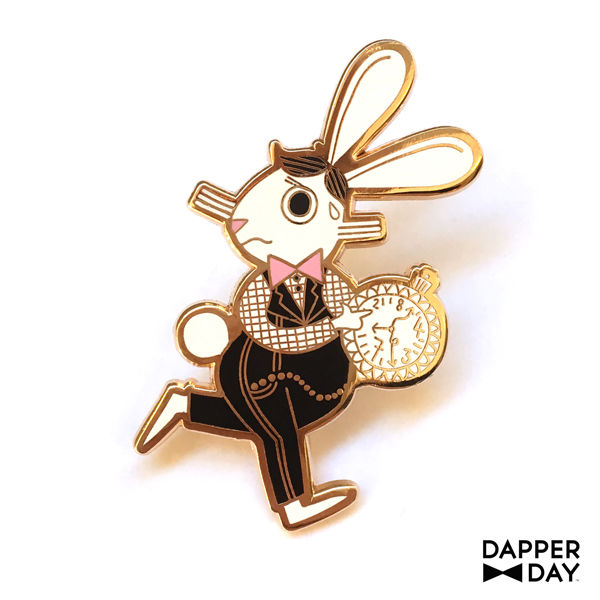 The White Rabbit Pin - product images  of