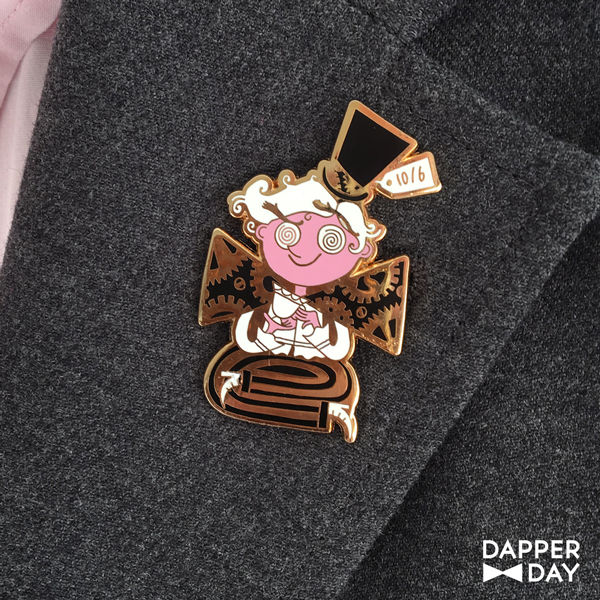 The Mad Hatter Pin - product images  of