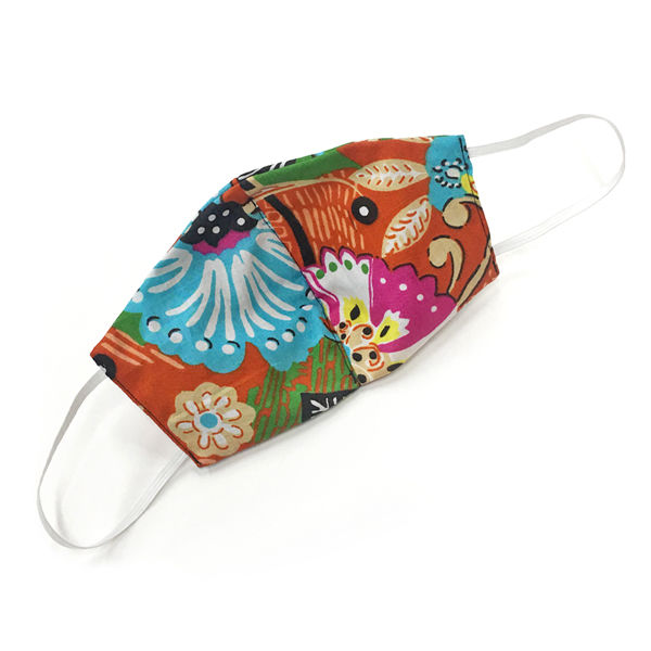Boho Floral Mask - product images  of