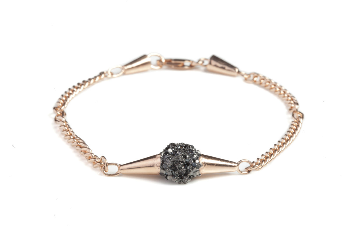 Rose Meteor Shower Bracelet - product images  of