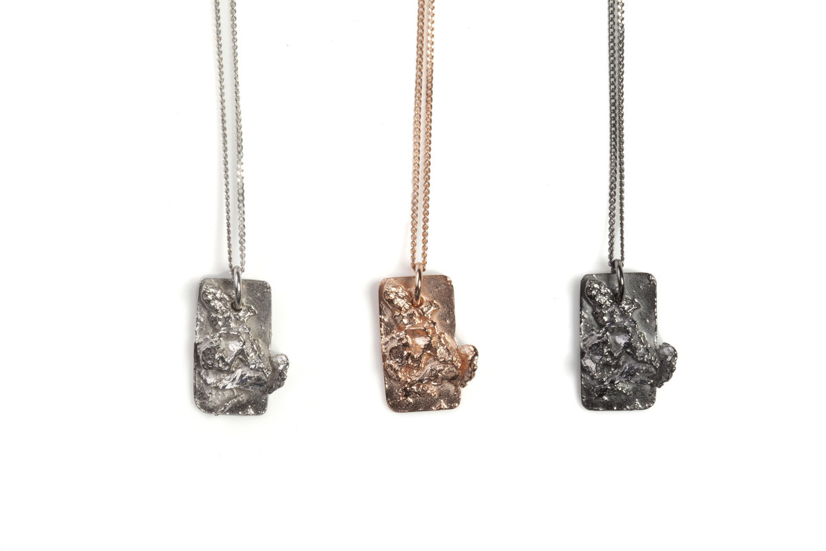Charcoal Textured Tag - product images  of