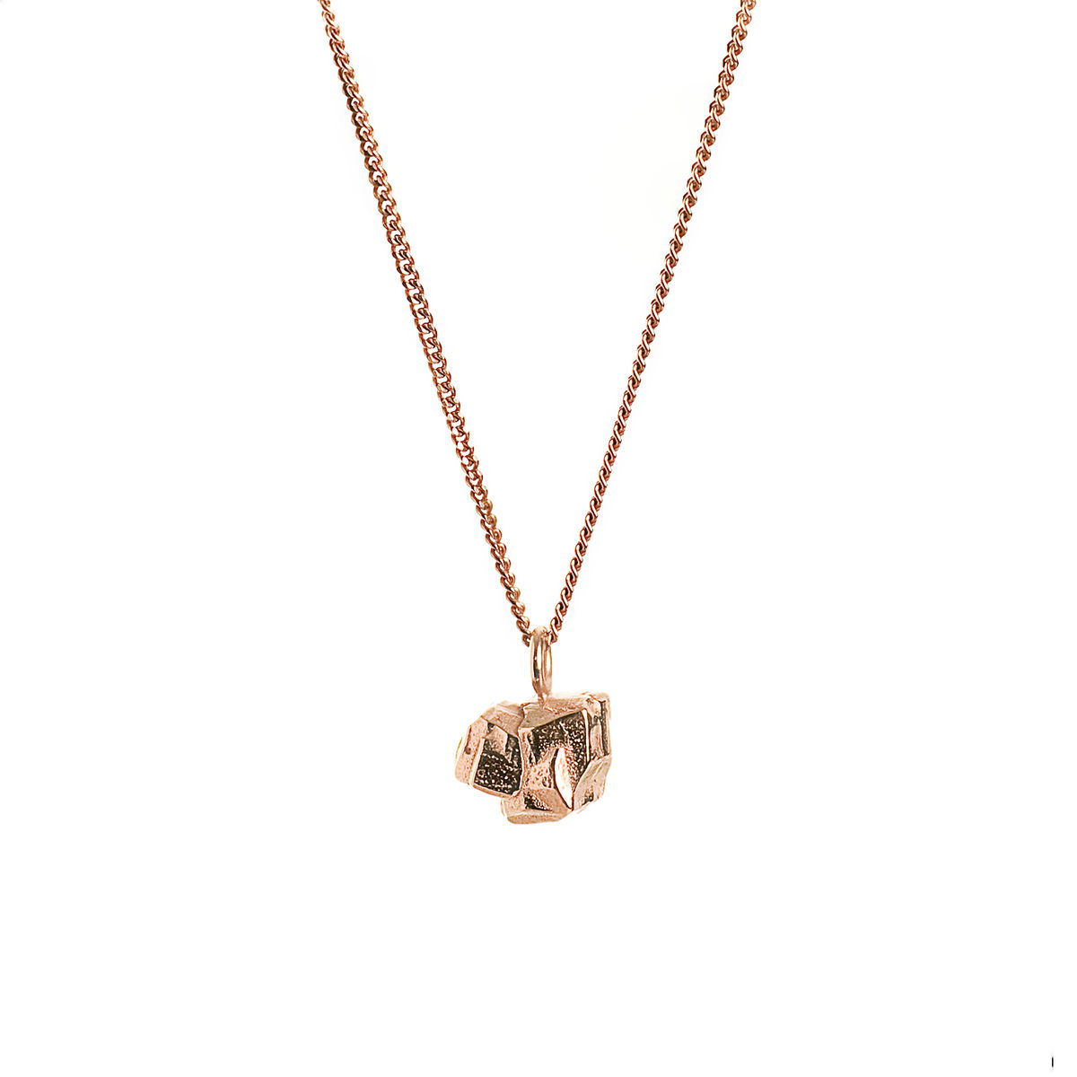 Rose Nugget Pendant - product images  of