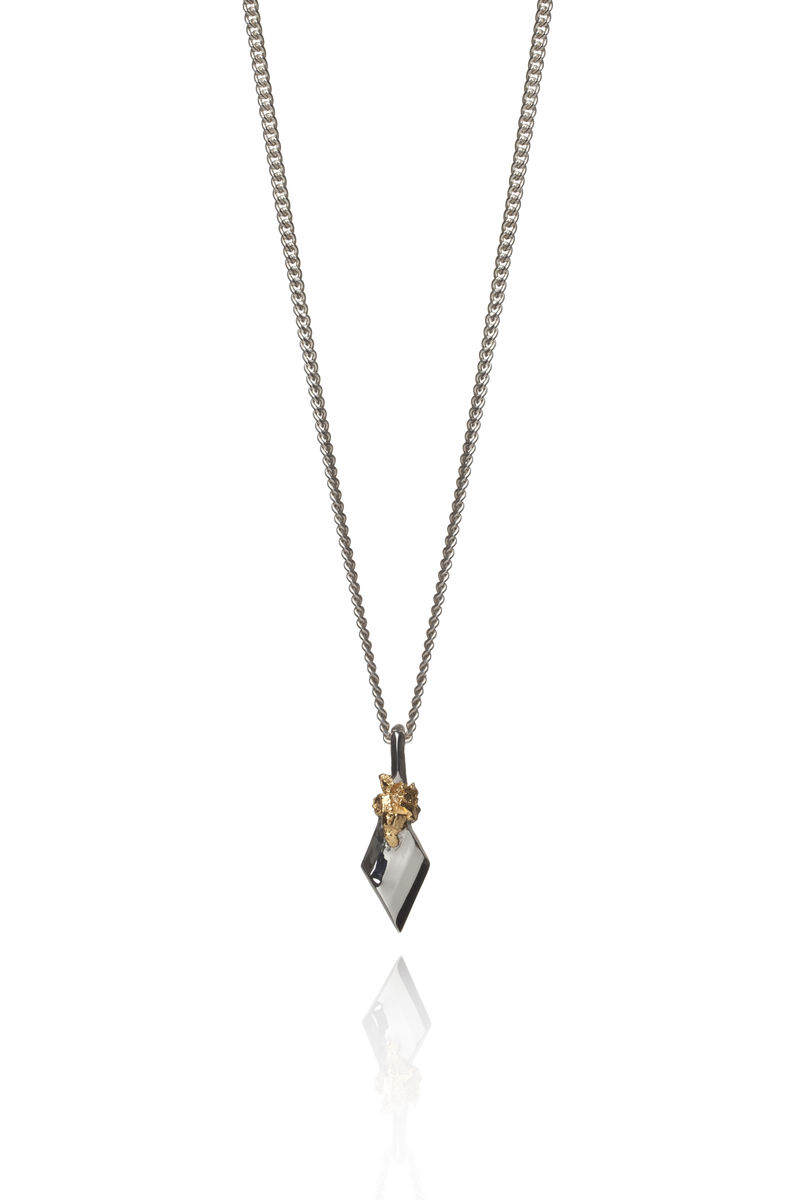 Silver Dagger Necklace - product images  of