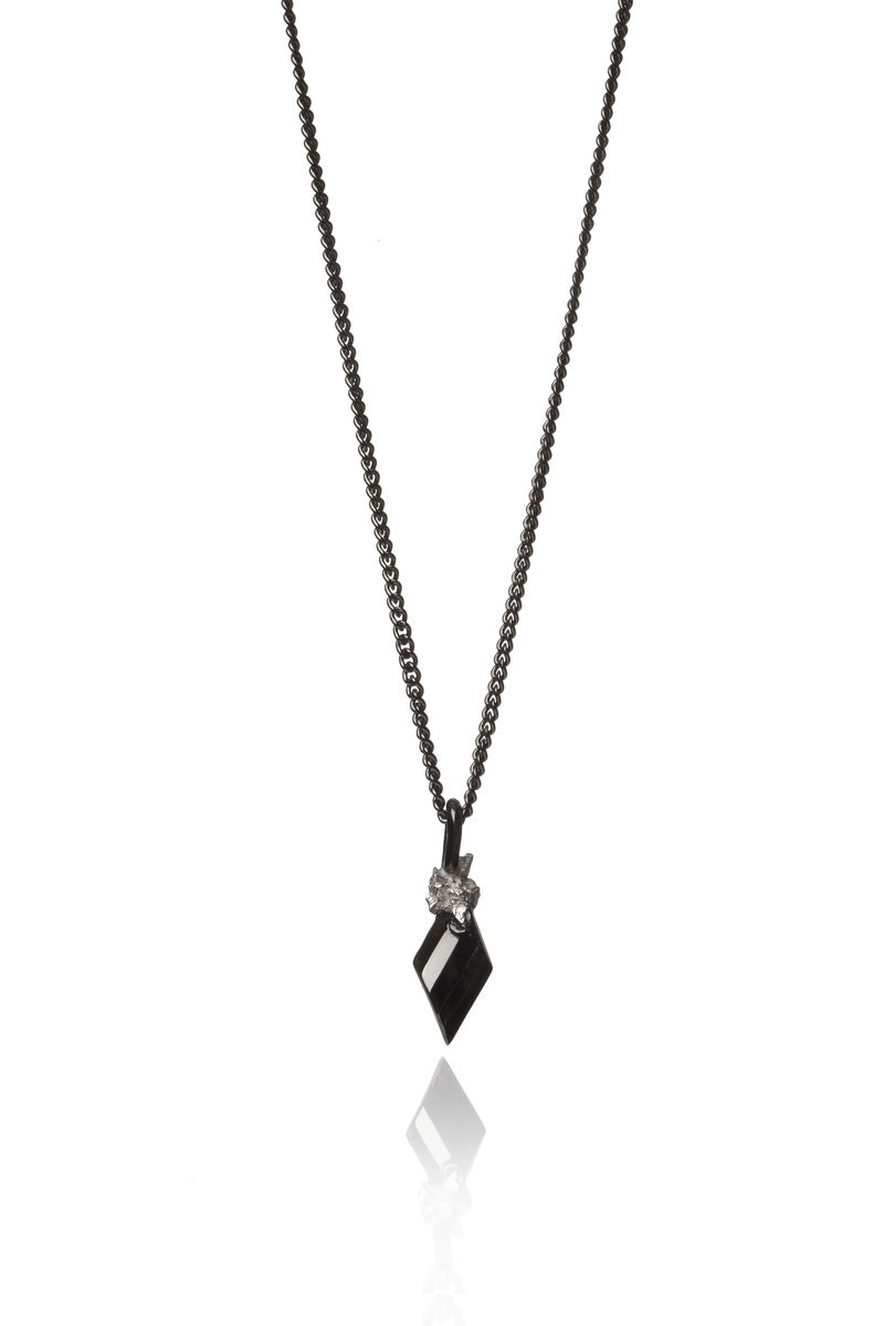Black Dagger Necklace - product images  of