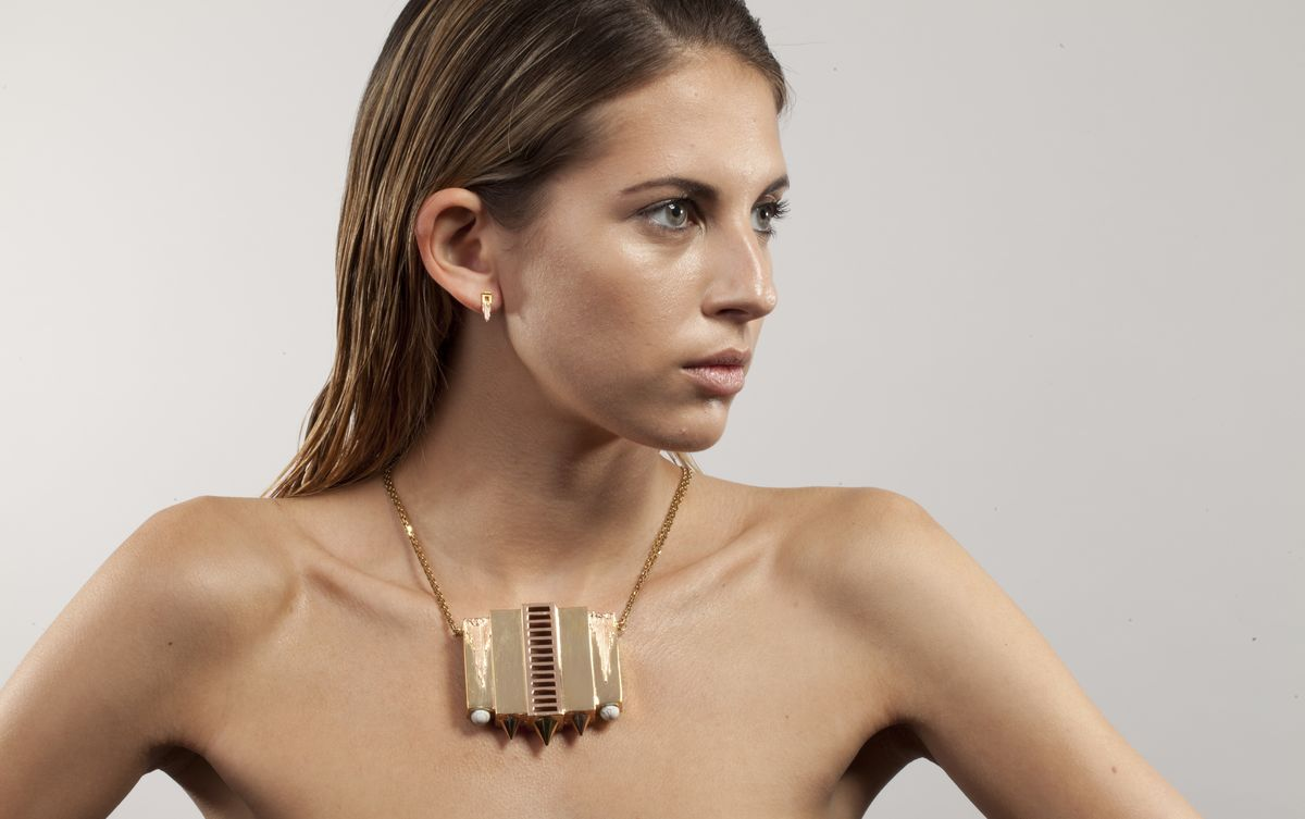 SkyLab Necklace - product images  of