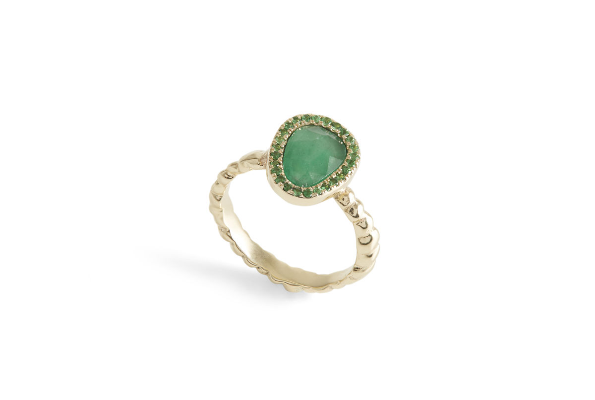 Envy Emerald Ring - product images  of