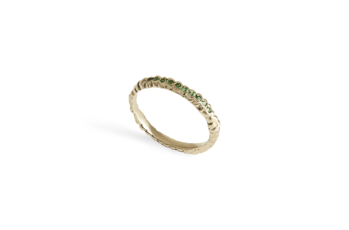 Tsavorite Fine Band - product images  of