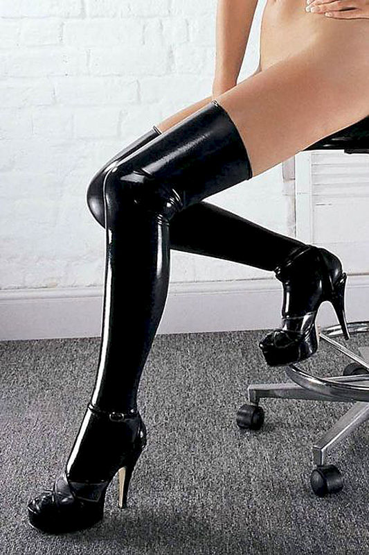 Latex Stockings - product images