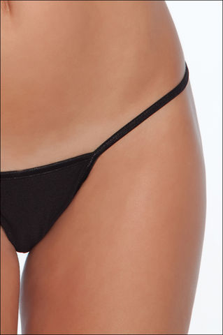Coquette,Black,G-String