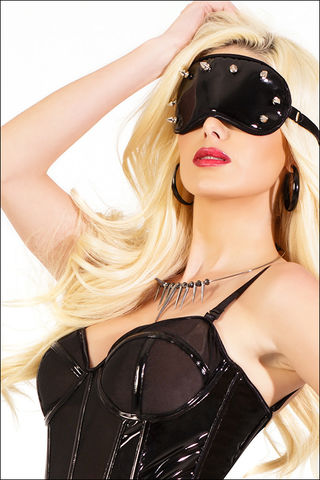 Coquette,Darque,Blindfold,Eye,Mask