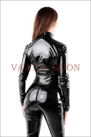 VORTEX,PVC,Catsuit,pvc catsuit, vawn and boon, pvc fetish wear