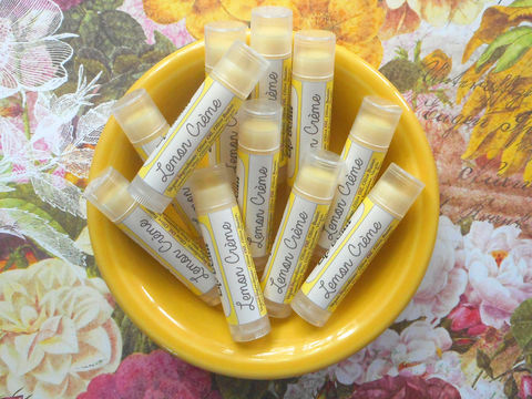 Lemon,Crème,Vegan,Lip,Balm,Bath_And_Beauty,Lip_Balm,vegan,lip_balm,epically_epic,lip_gloss,vegan_lip_balm,epic_lip_balm,lipbalm,chap_stick,sweet_summer,lemon_lip_balm,vegan_lip_gloss,lemon_vanilla,lemon_cookie_flavor,castor oil,vitamin e,candelilla wax,flavor,natural sweetener,oliv
