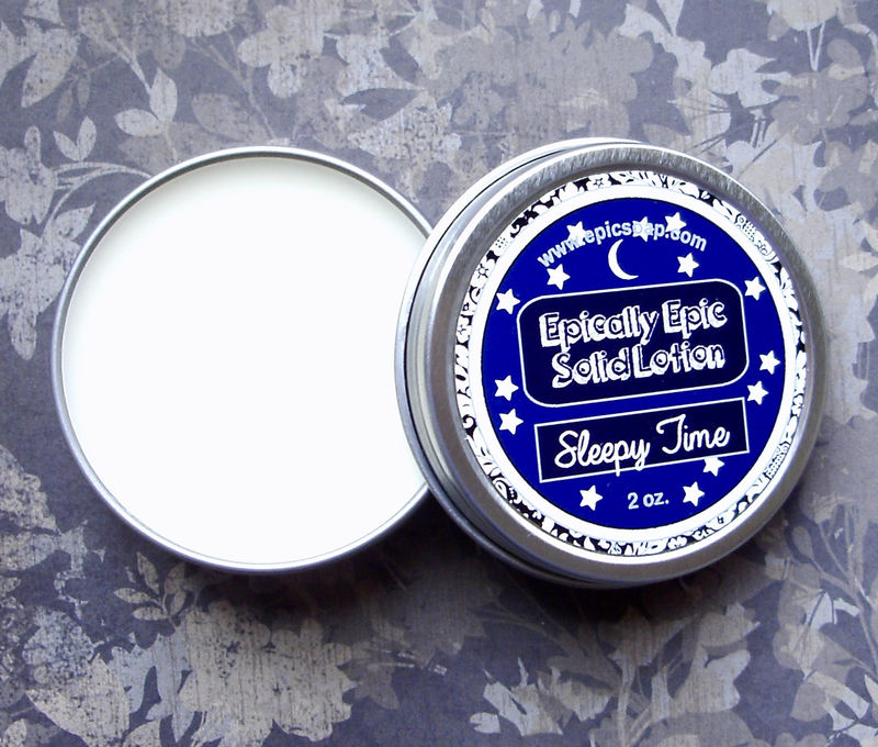 Sleepy Time Many Purpose Solid Lotion - product image