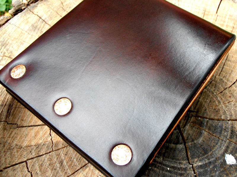Superb Men's Leather Wallet, Men's Wallet, Men's Leather Wallet, Heavy Duty Leather Wallet, Minimal Leather Wallet - product images  of