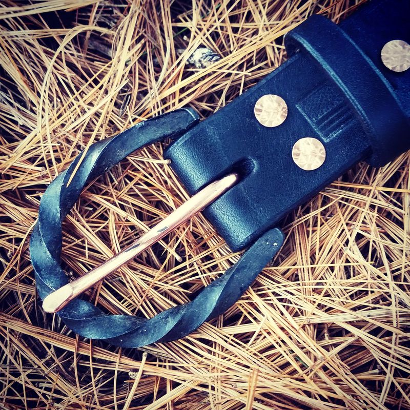 Hand Forged Belt - product images  of