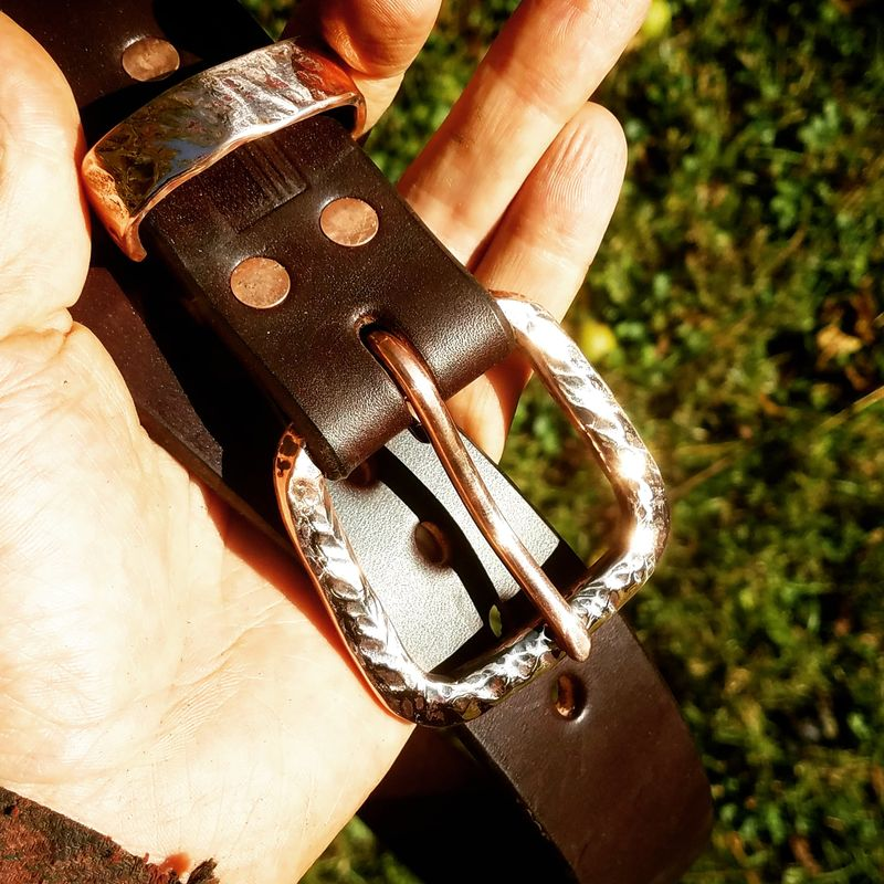 100% American Made Bridle Belt - product images