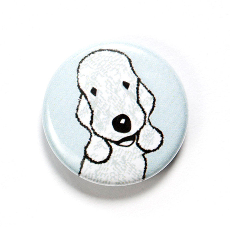 Bedlington Terrier Badge - product images  of