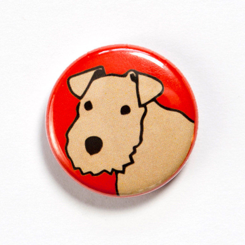 Lakeland Terrier Badge - product images  of
