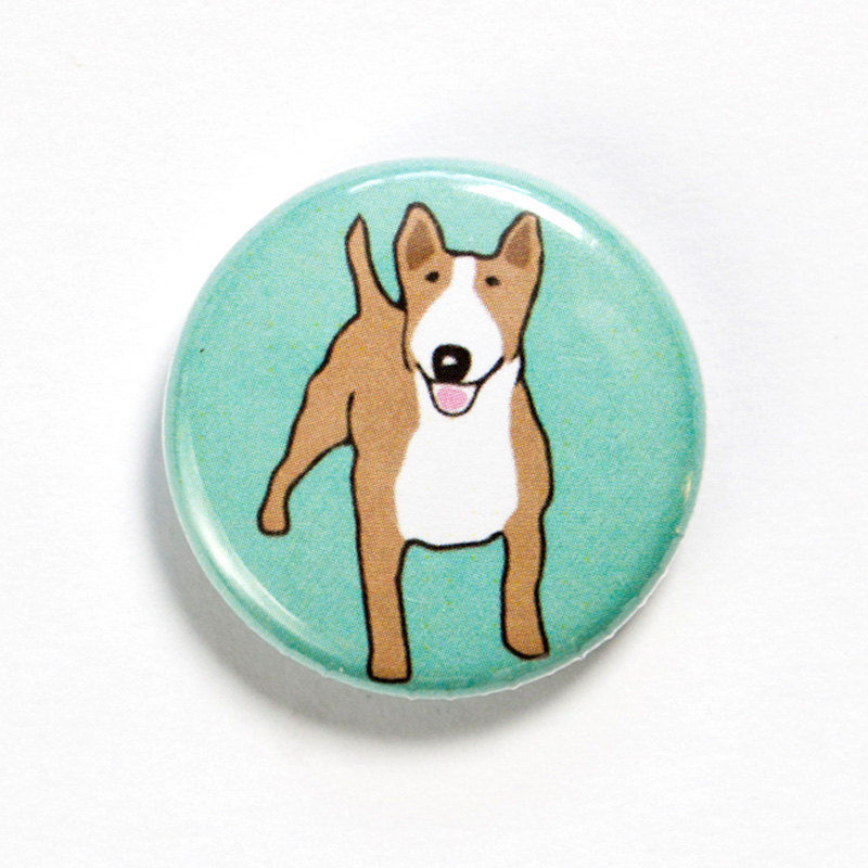 Bull Terrier Badge - product images  of