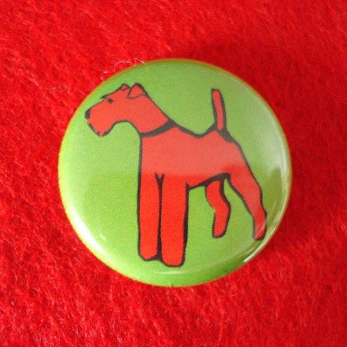 Irish Terrier Badge - product images  of