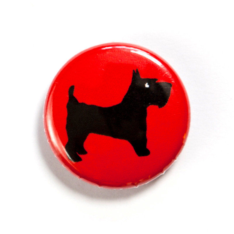 Scottish Terrier Badge - product images  of